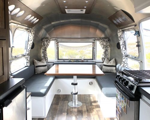 Rv Rent To Own >> Airstream Renovation - Tiny Shiny Home