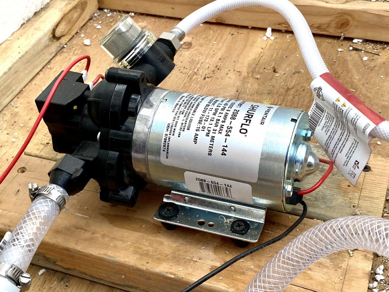 12v Off Grid Water Pump