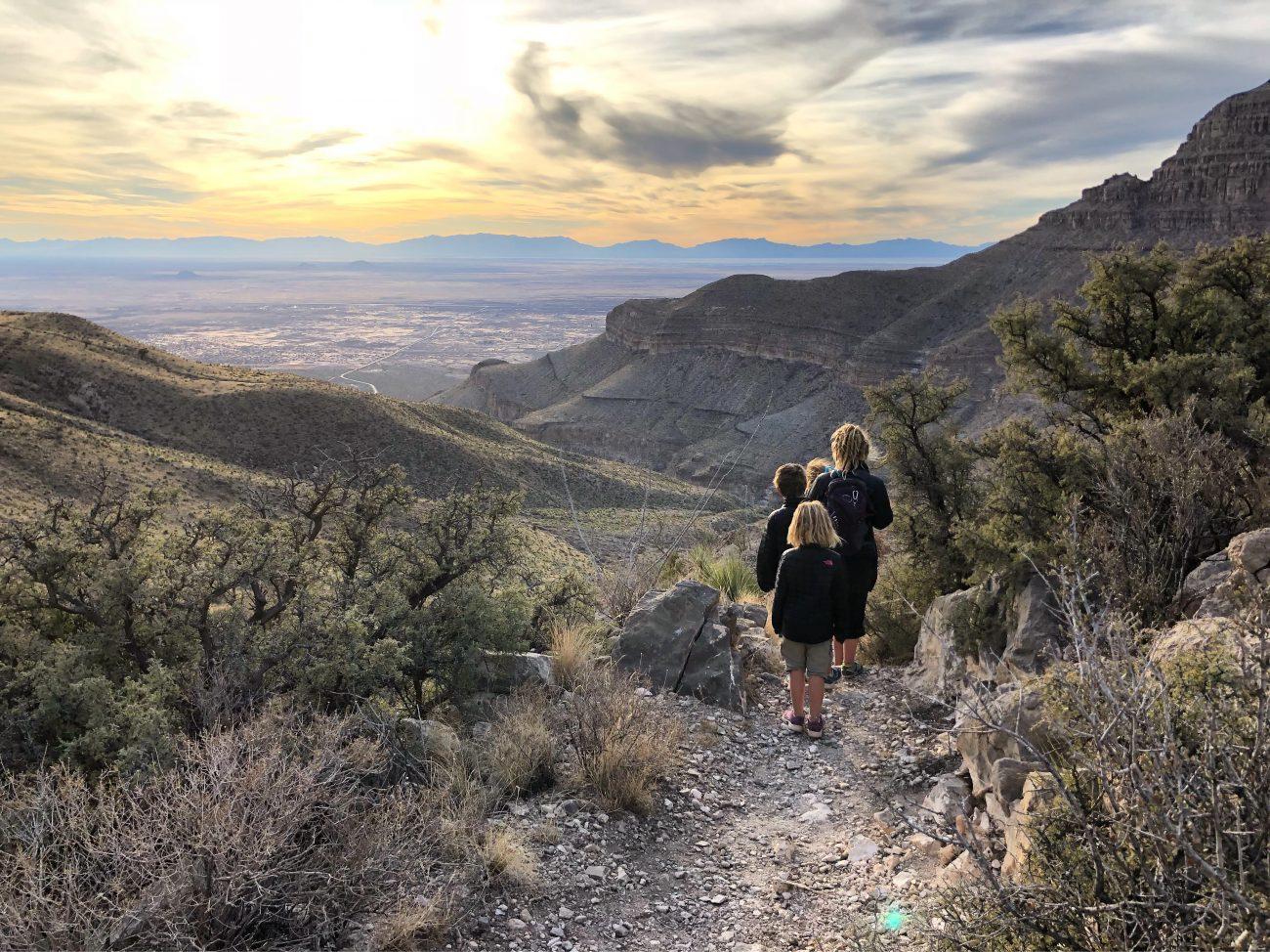 365 Mile Challenge - Tiny Shiny Hike