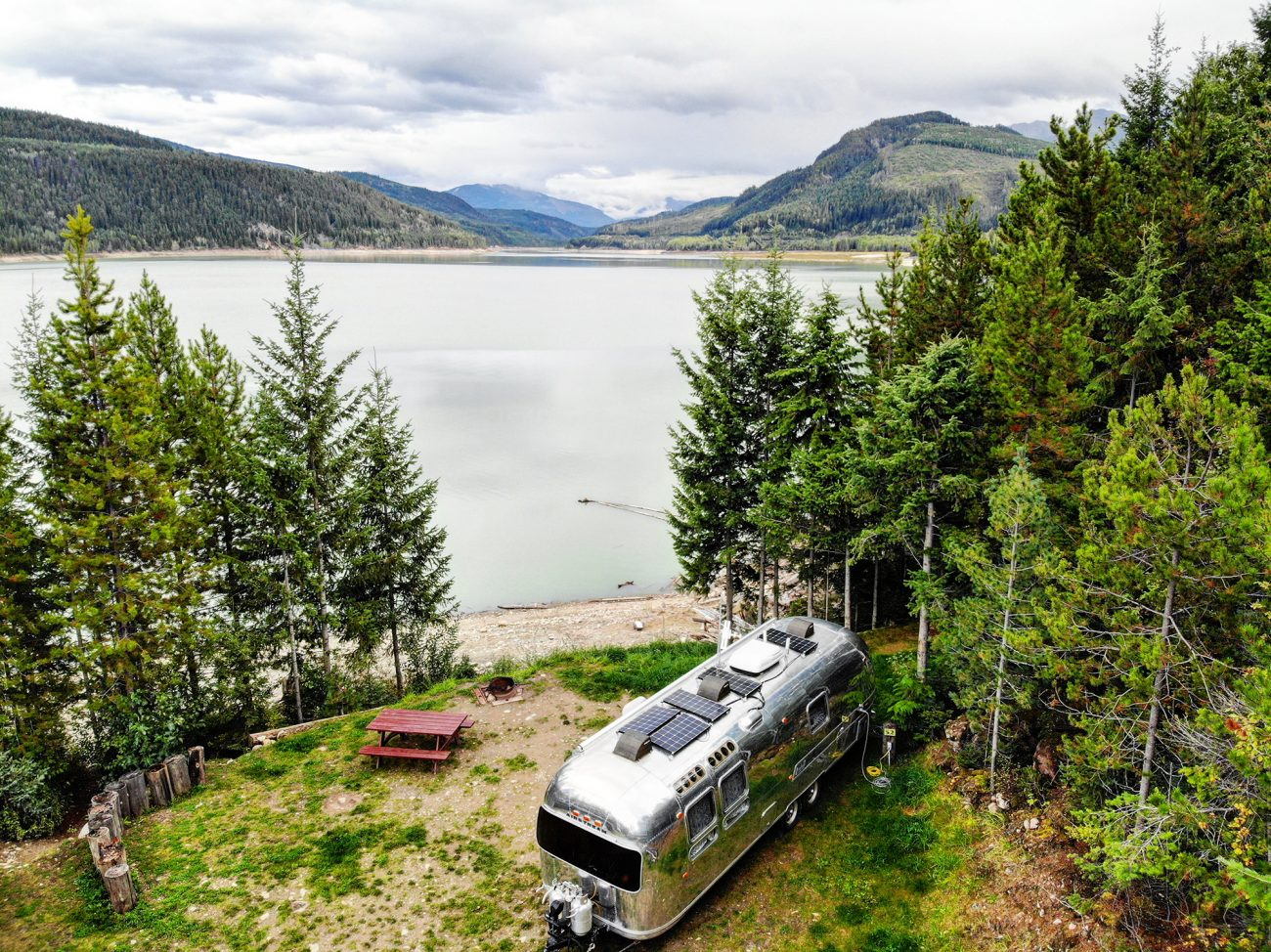 Airstream Canada Lake