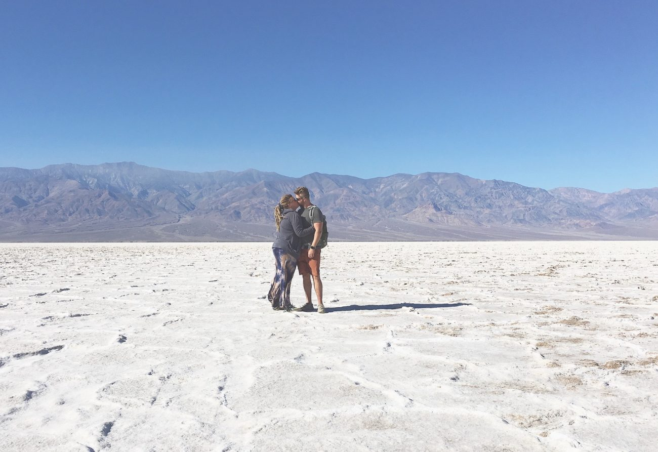 badwater basin mom and dad