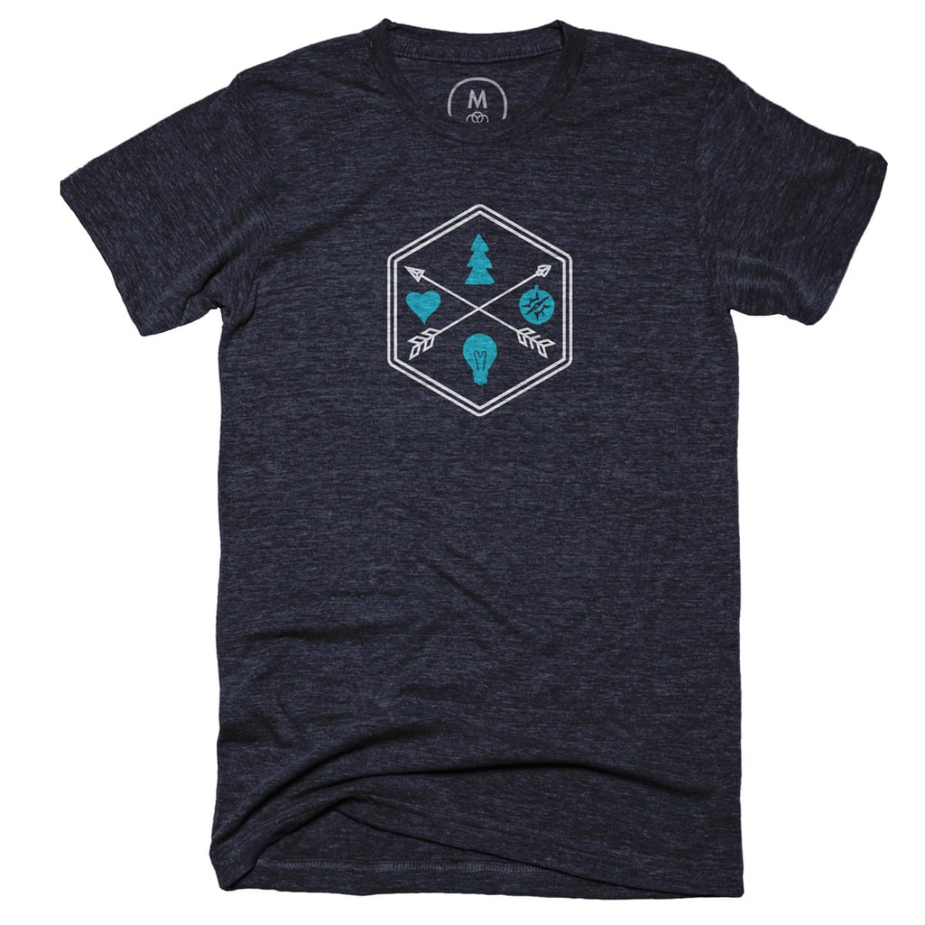 BareNeckers Tshirt
