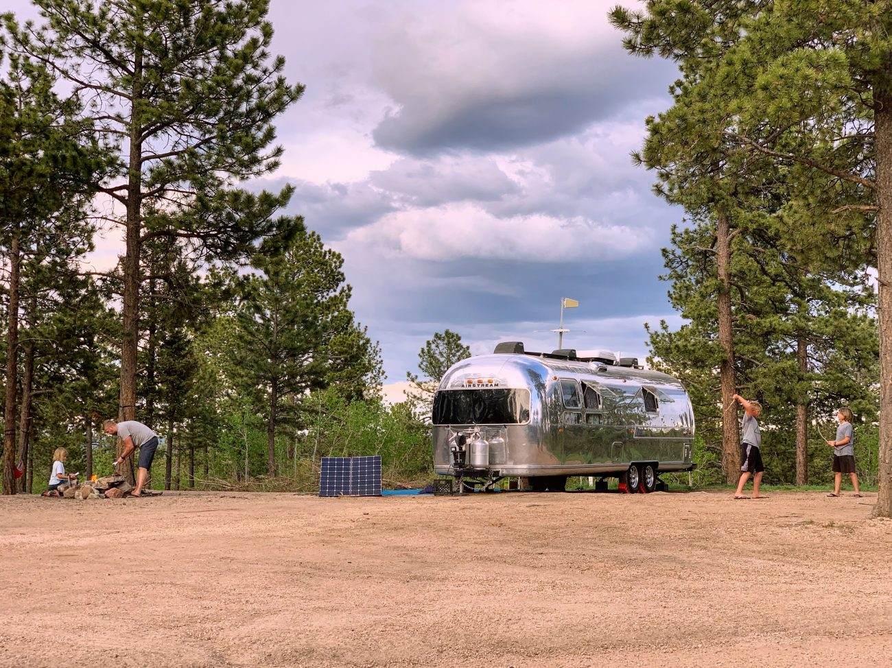 Boondocking in Colorado