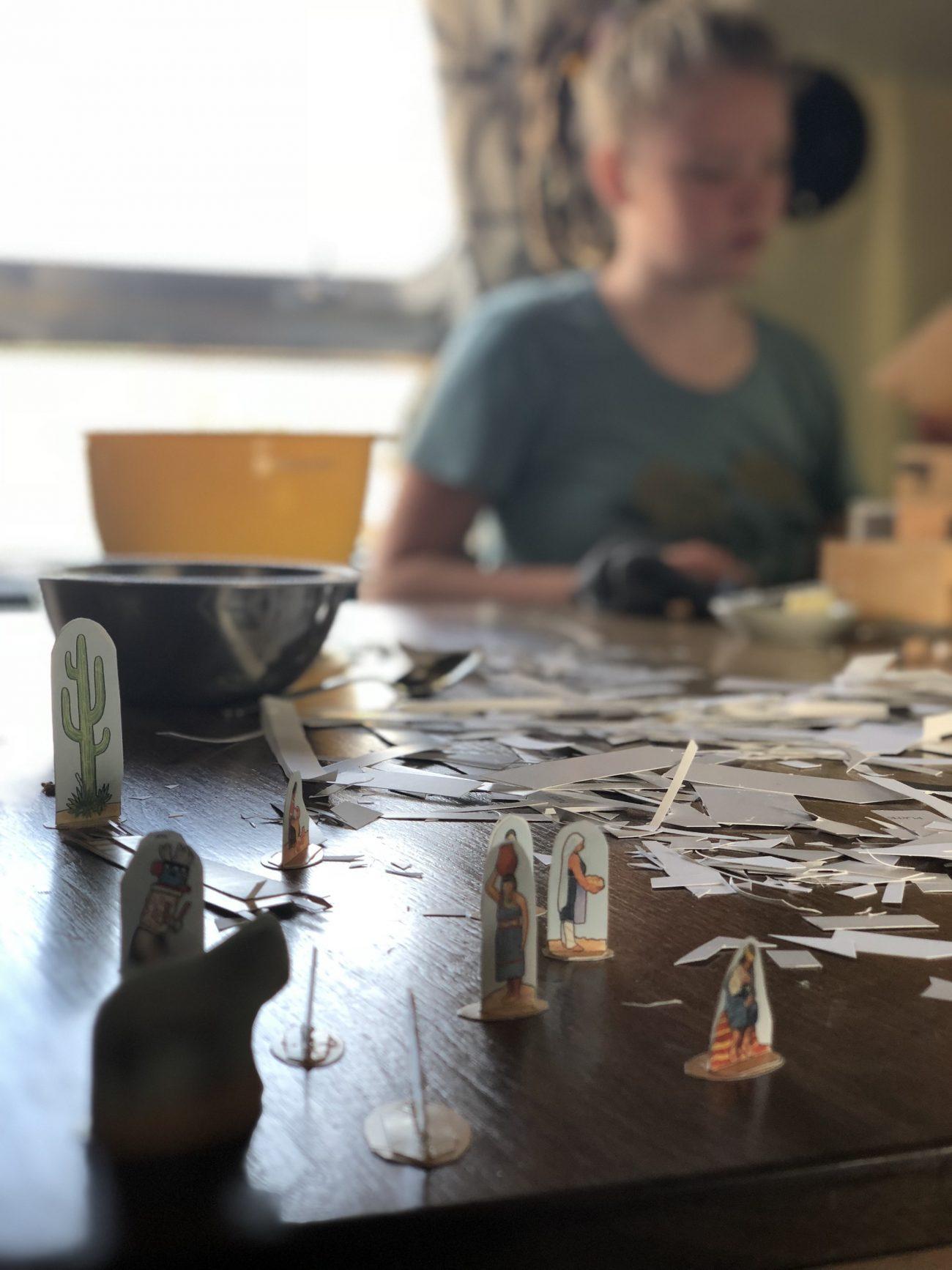 Building a Pueblo House