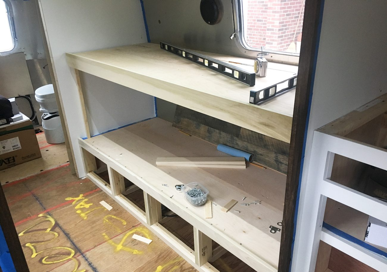 Bunk Bed Install