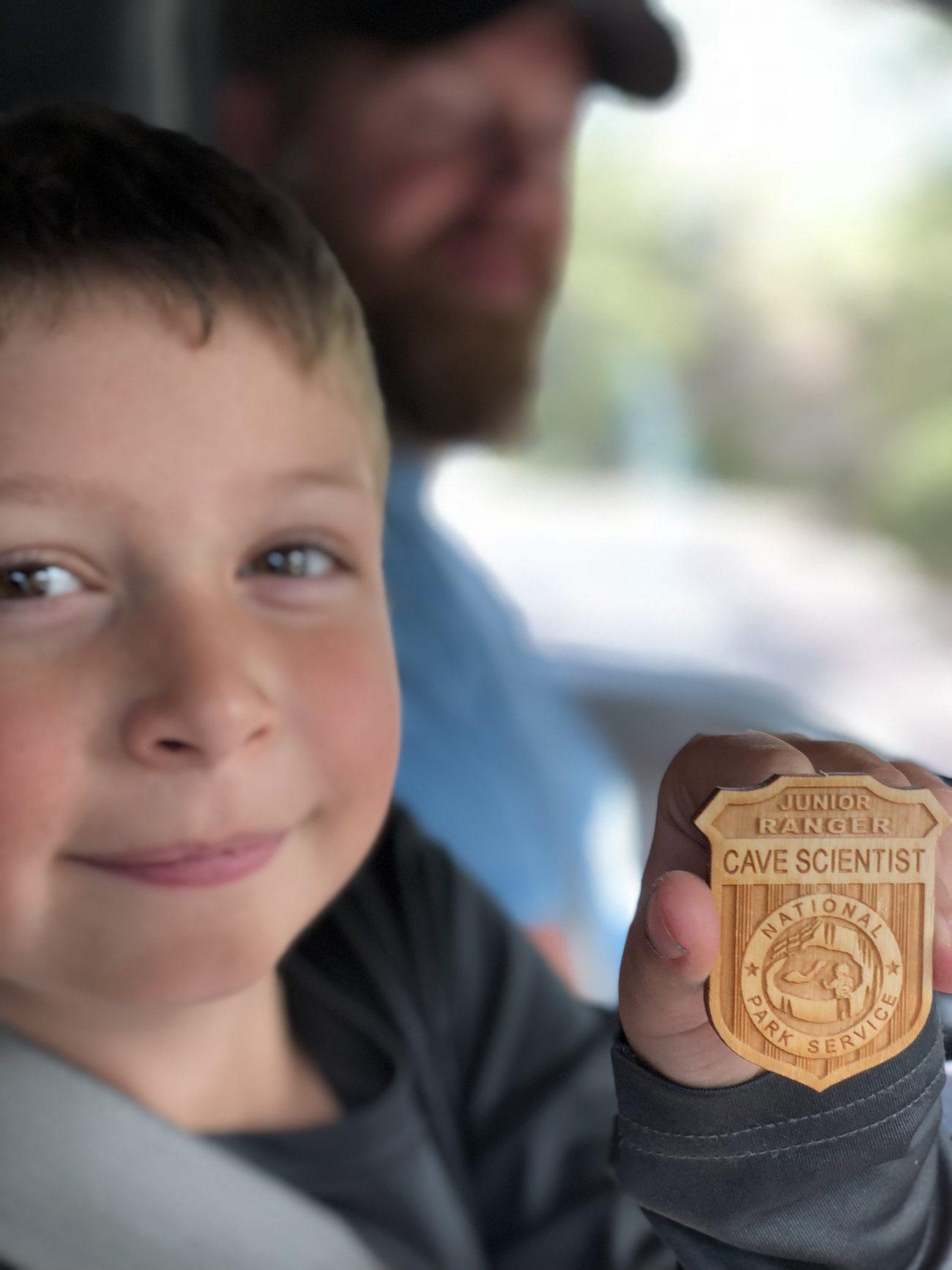Cave Scientist Badge