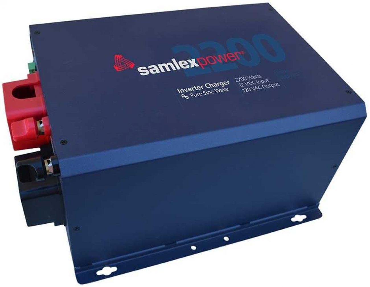 EVO Inverter Charger Samlex EVO 2212