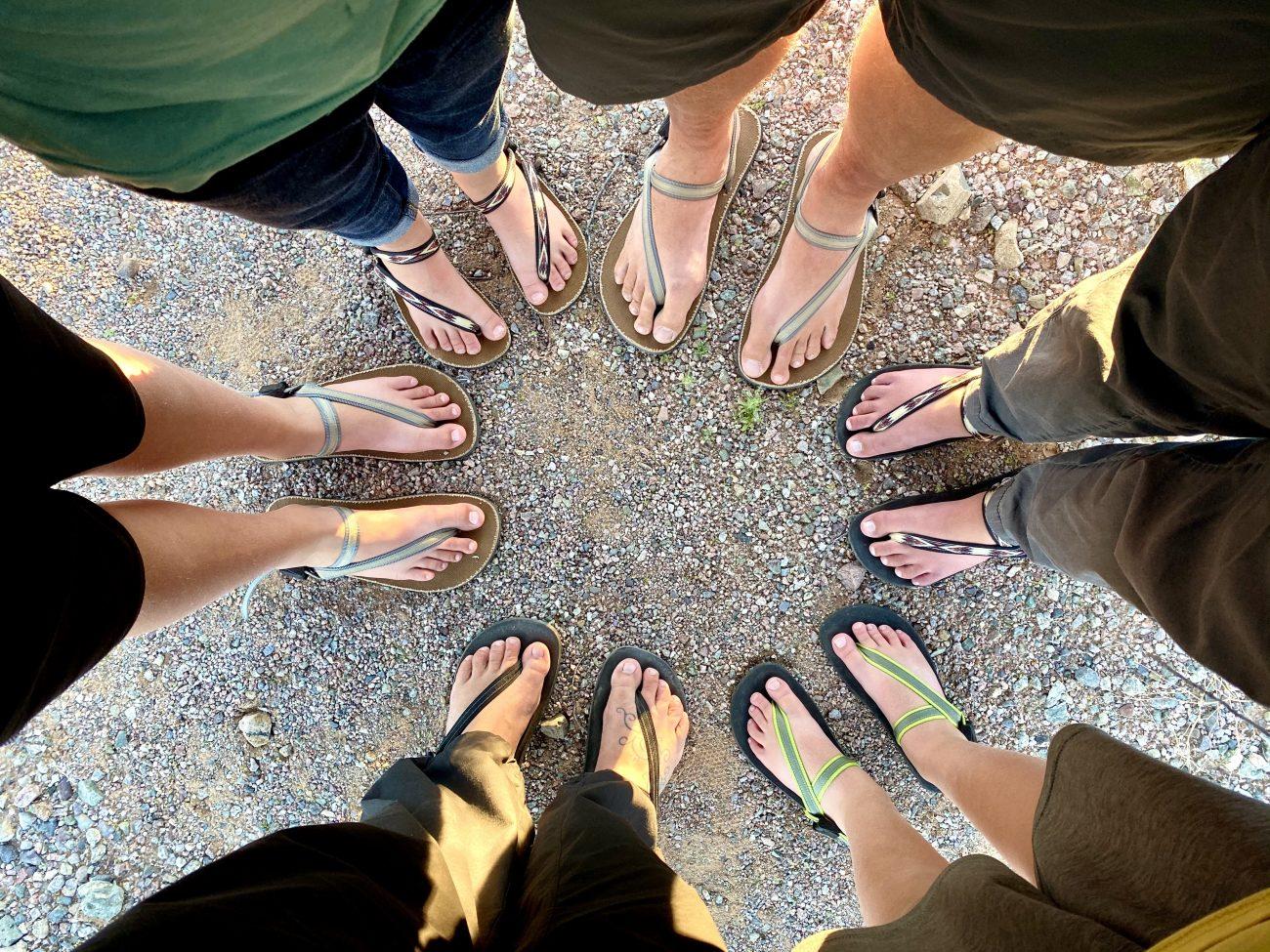 Earth Runner Sandals