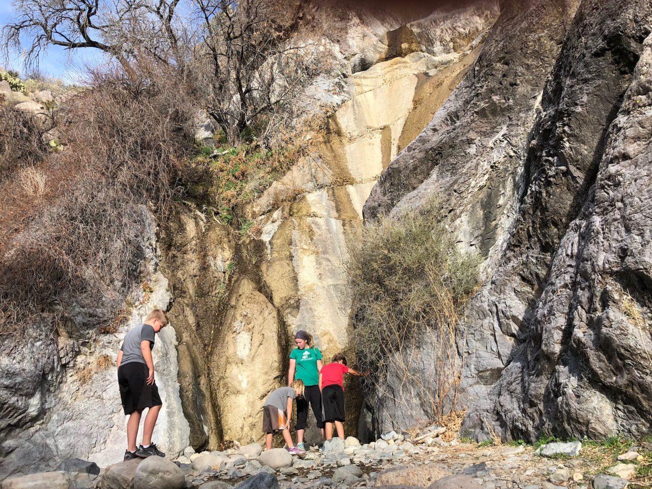 Fillmore Canyon Hike