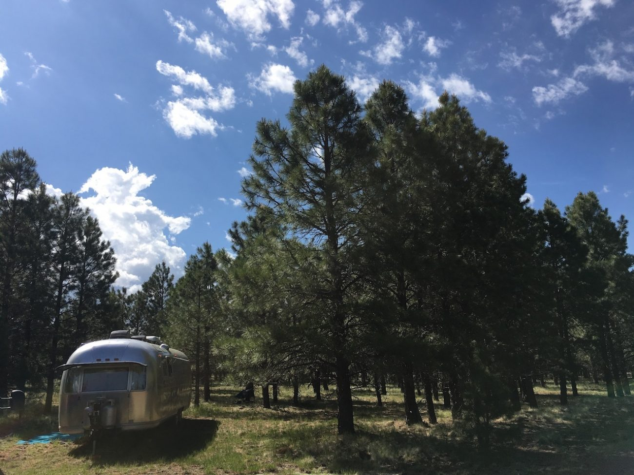 Flagstaff Boondocking