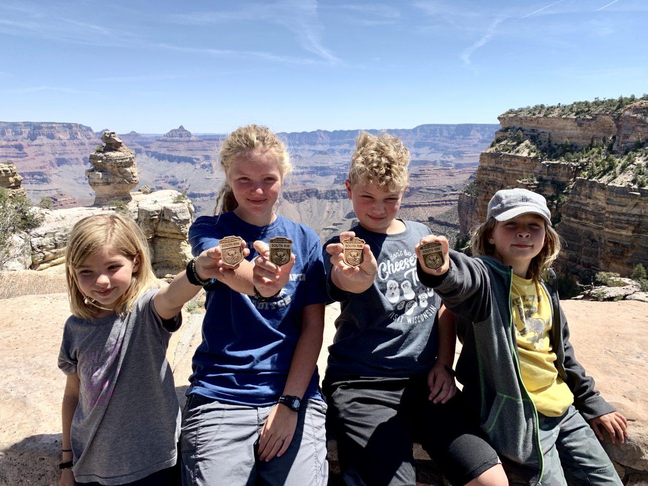 Grand Canyon Jr Rangers