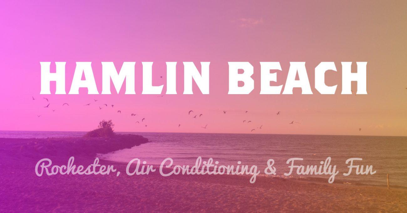 Hamlin Beach Poster