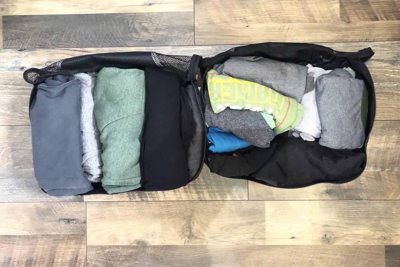 Jett's eBags Packing Cubes