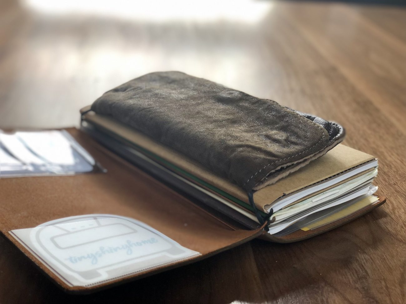 Travelers Notebook - with wallet