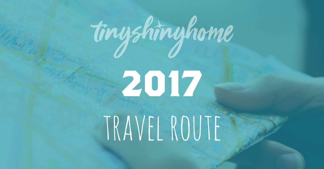 Travel Route 2017 Main
