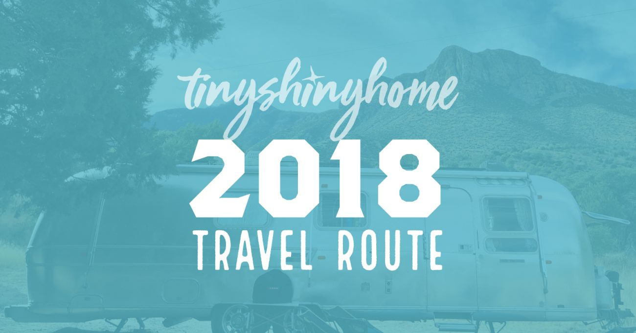 Travel Route 2018 Main