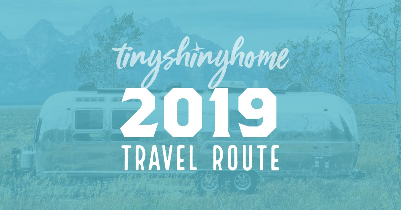 Travel Route 2019 Main