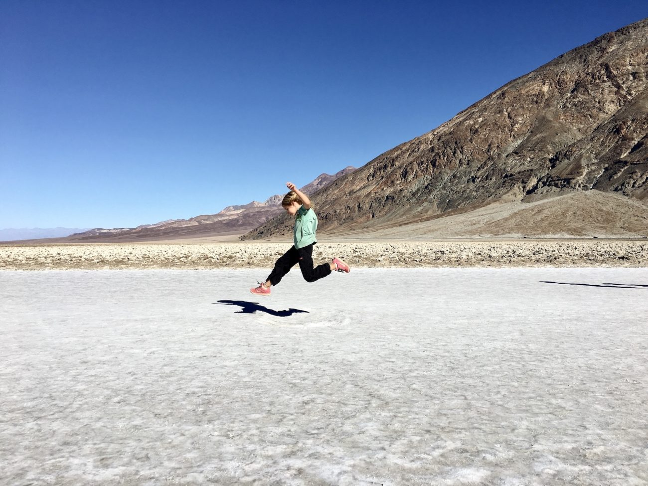 ada jumps badwater