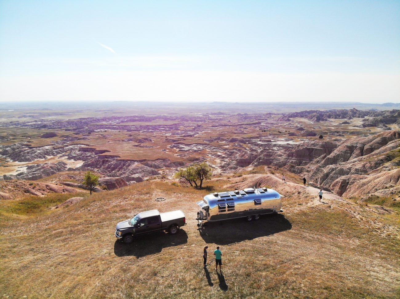 Airstream Badlands