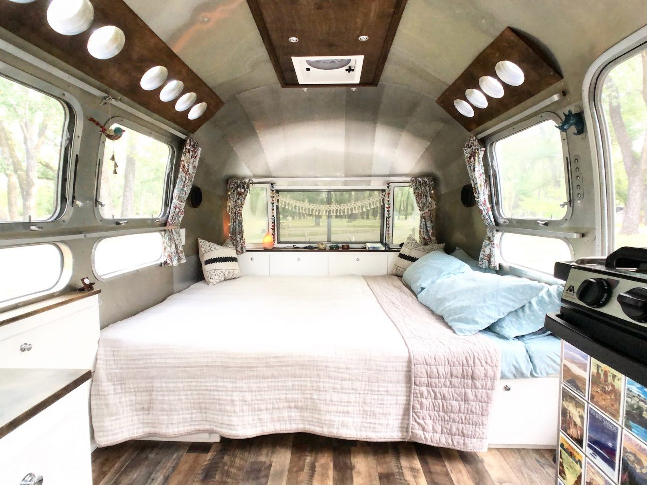 Airstream Bed