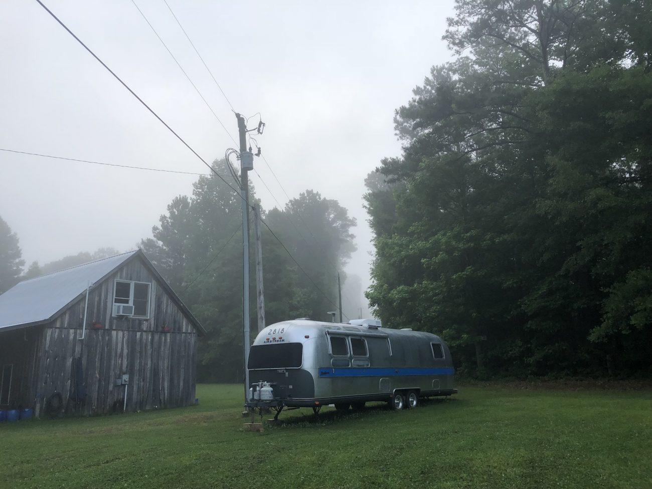 Airstream at in GA