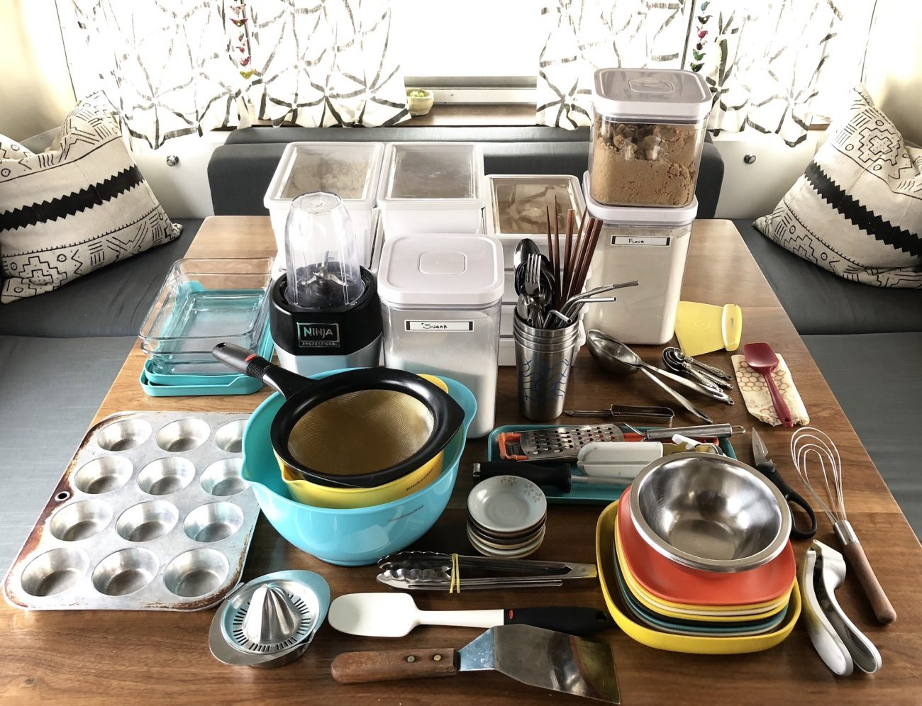 airstream kitchen supplies