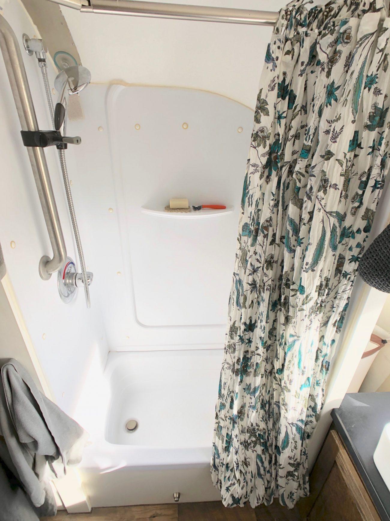 Airstream Shower