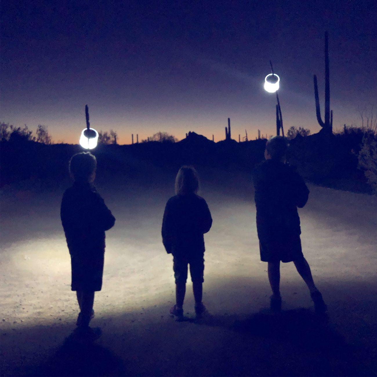 Ajo Hike Nightlight