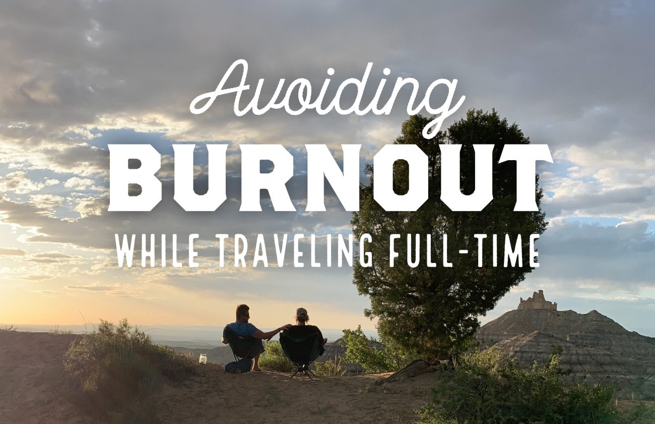 Avoiding Burnout Text