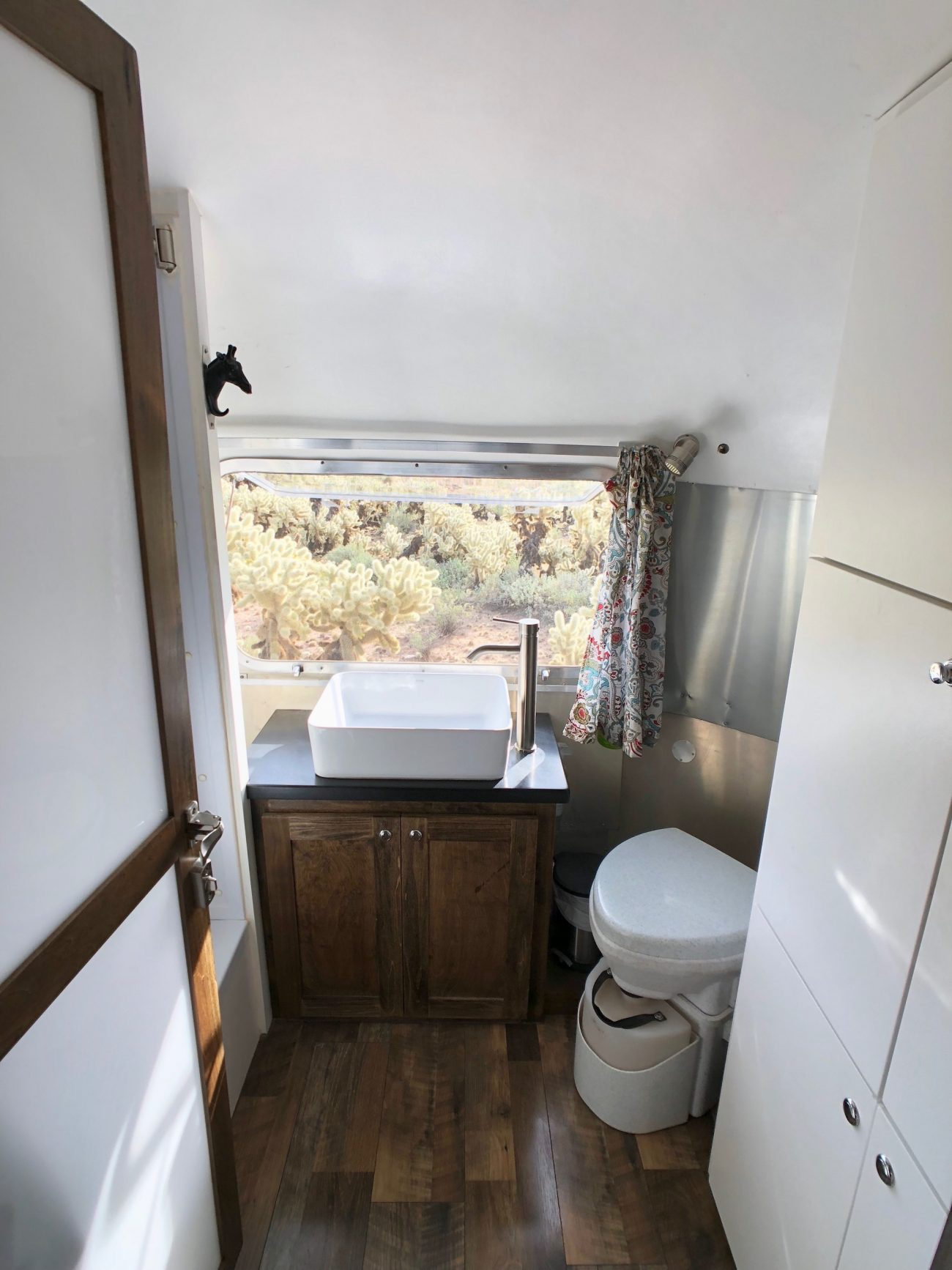 Bathroom Shot Airstream