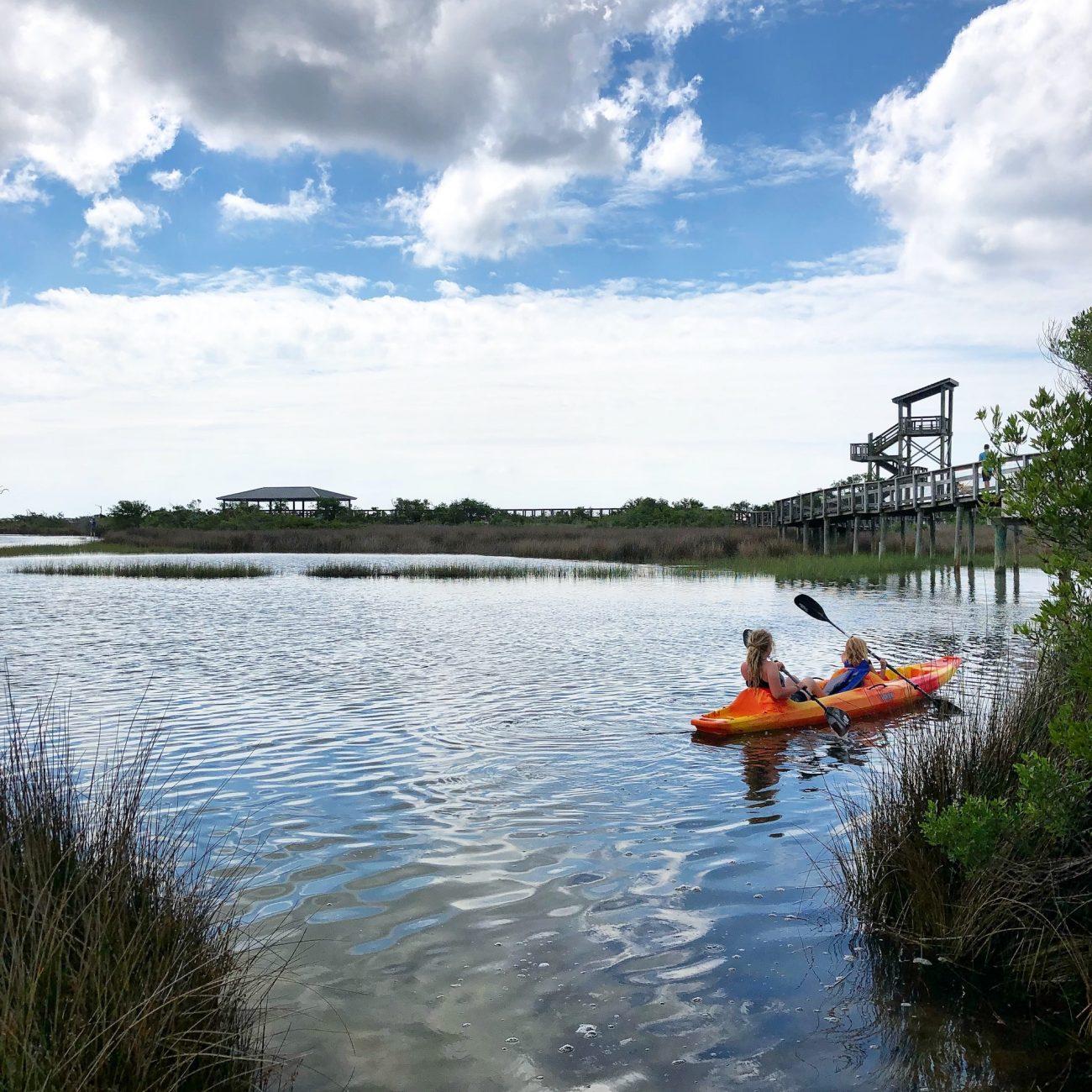 Big Lagoon State Park Kayak Rentals