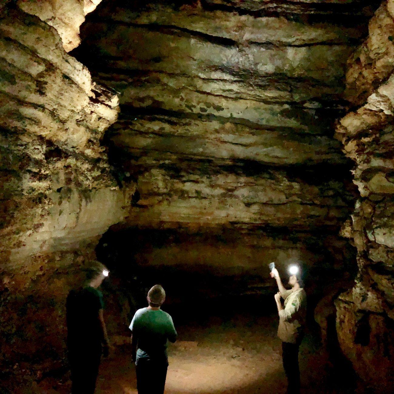 Cave Hike