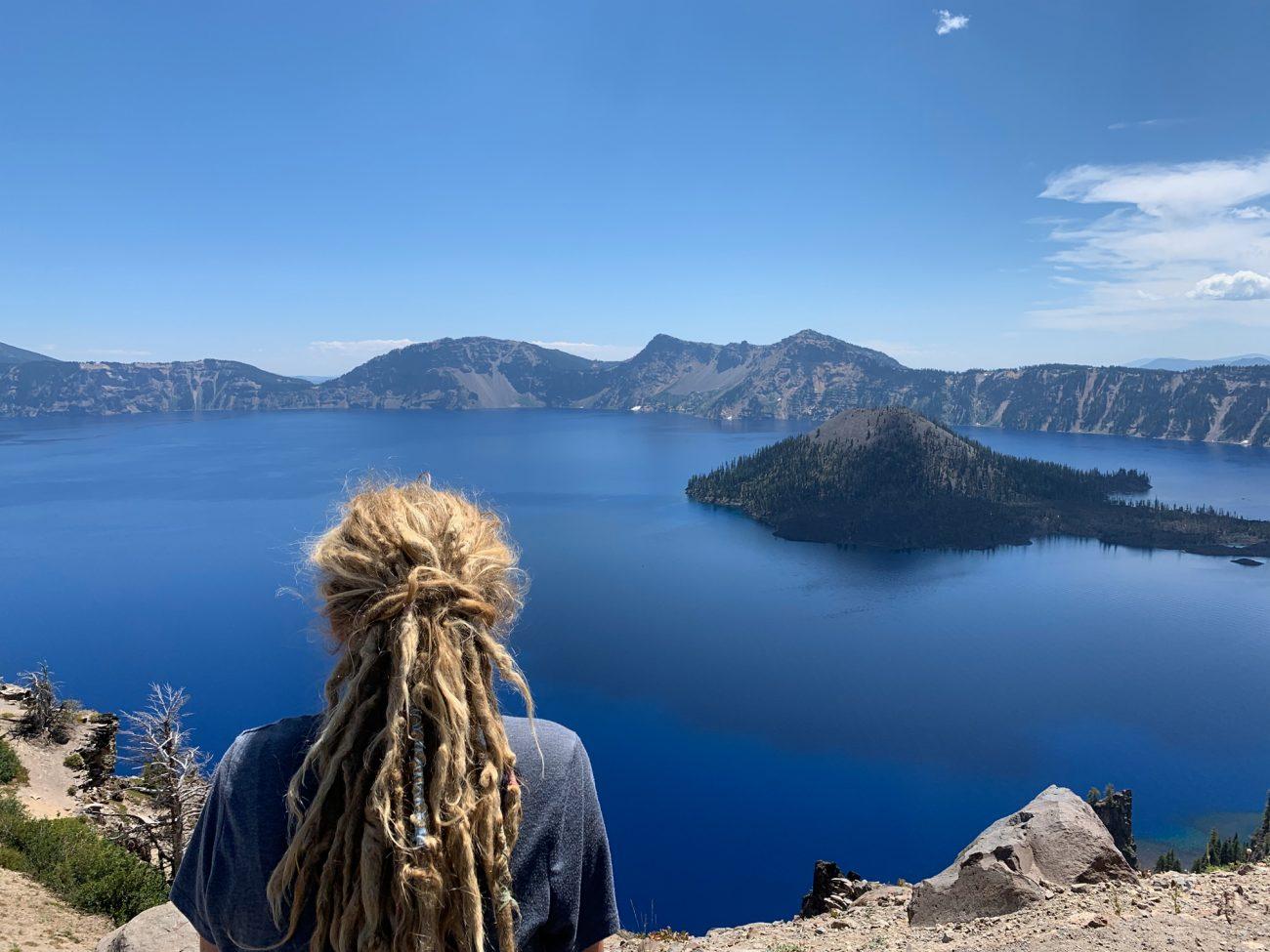 Crater Lake Adali