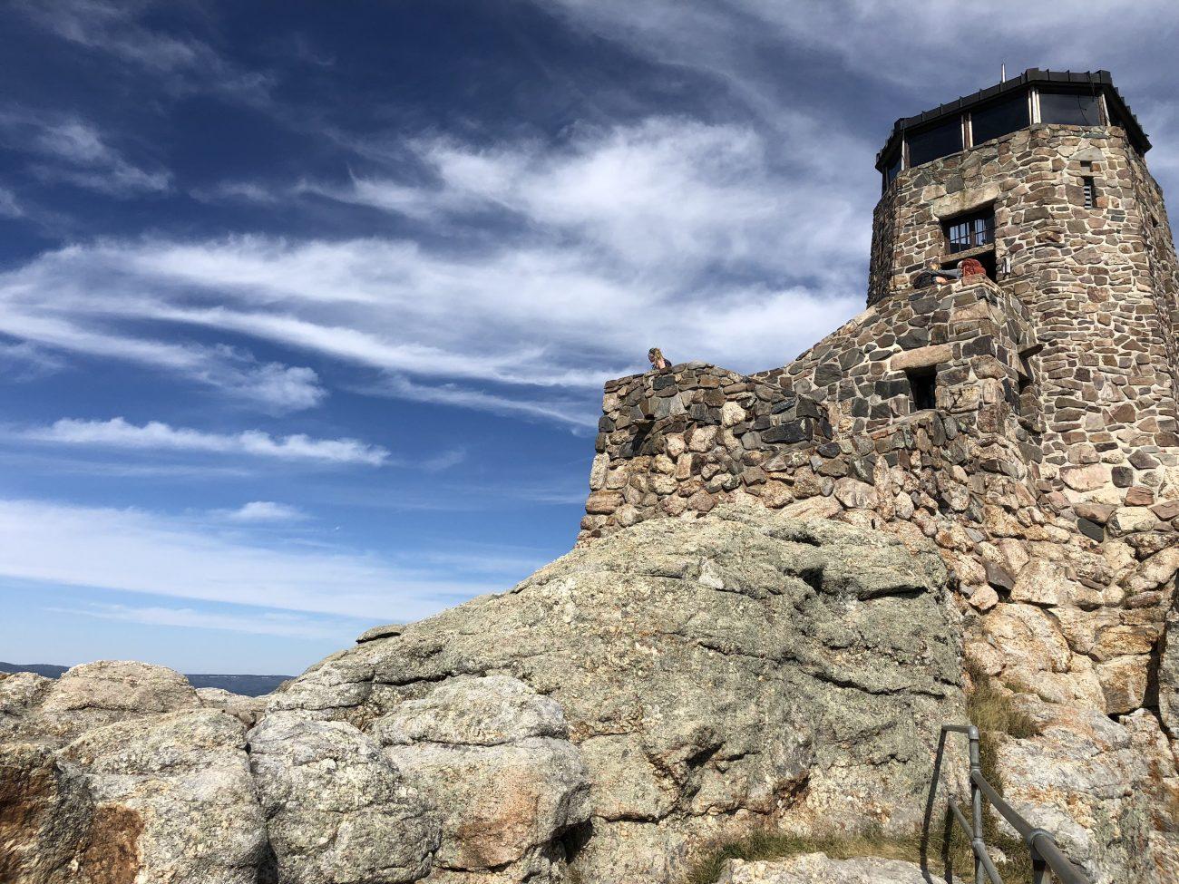 Custer Adali Tower Peak