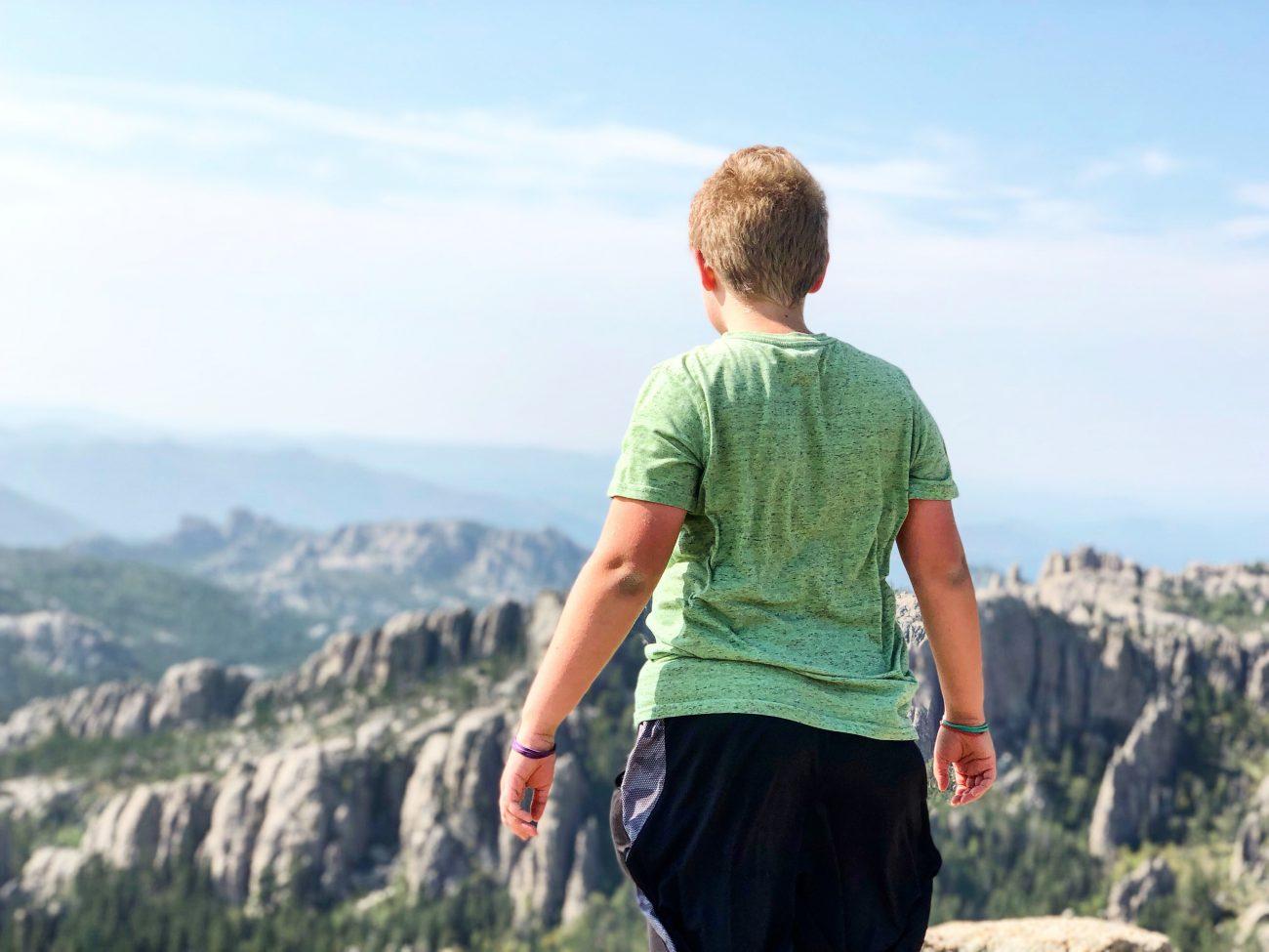 Custer Jett Peaks
