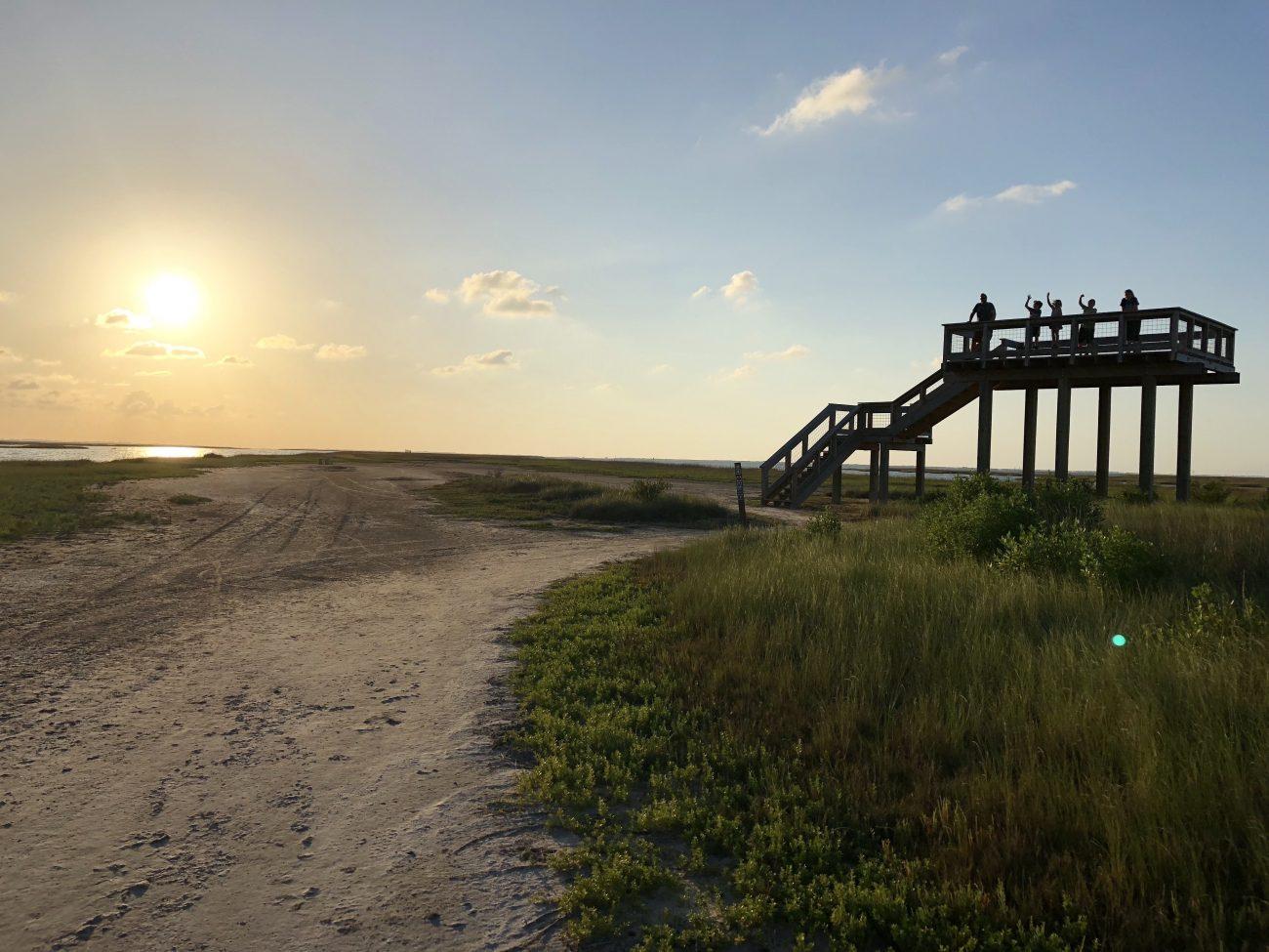 Galveston Lookout