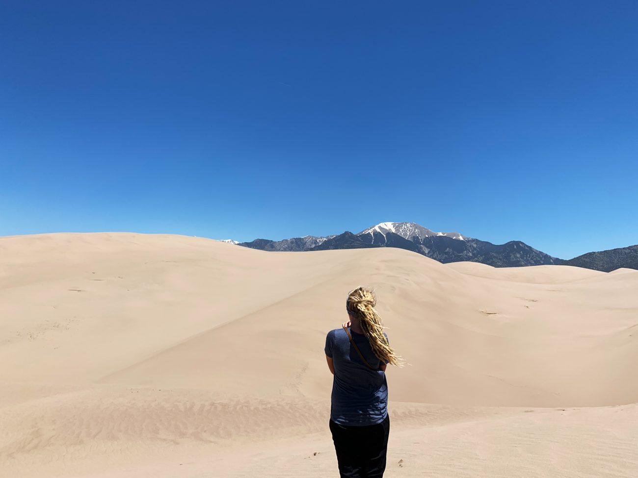 Great Sand Dunes Adali