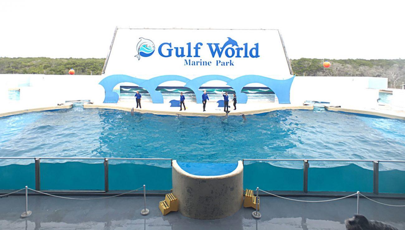 Gulf World Panama City Beach Magic Show