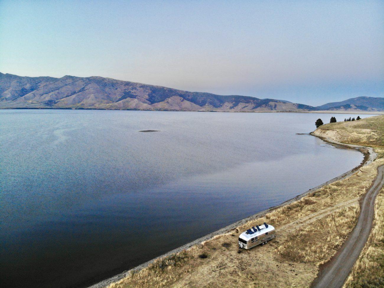 Henrys Lake Airstream