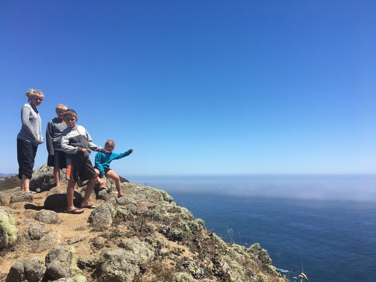 hike to point reyes lighthouse