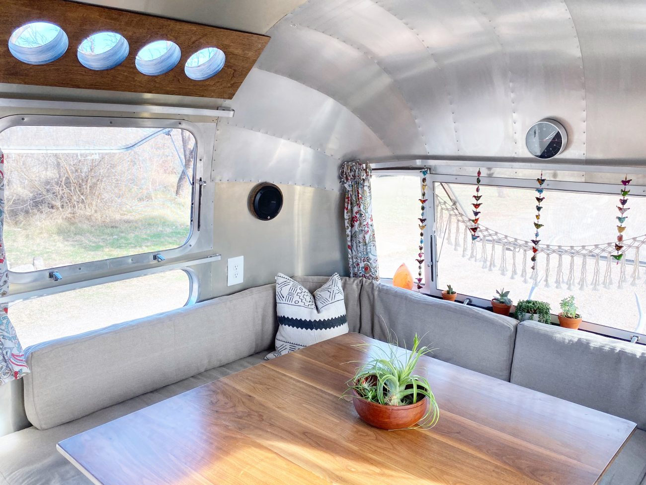 Home of Wool Cushions and Mattresses for Airstream