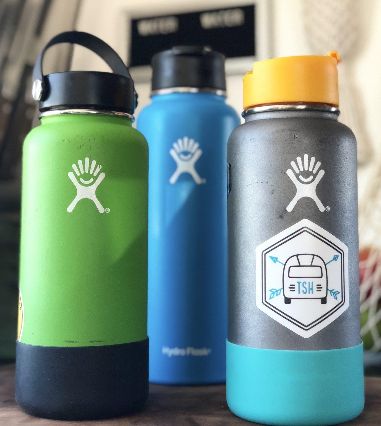 hydroflask bottles