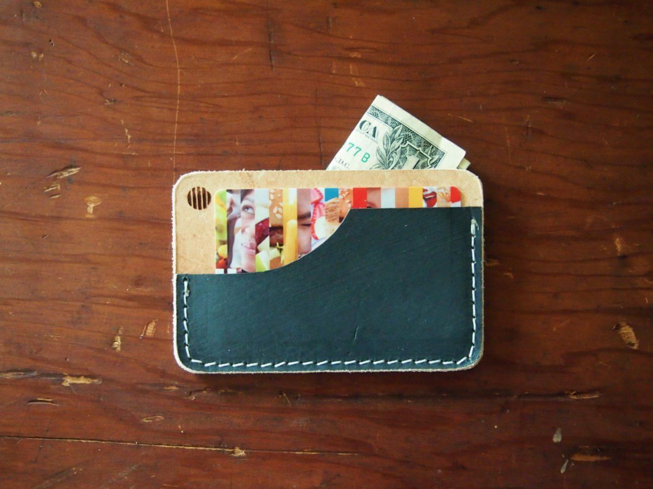 Standard Goods Leather Wallet