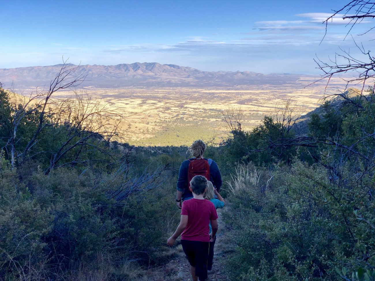 Jax Ashley Sierra Vista Mountain