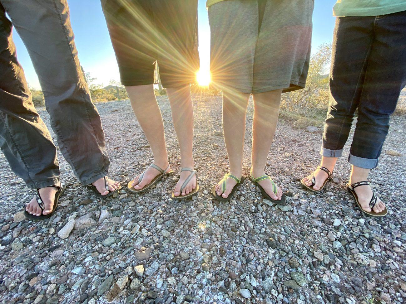 Earth Runners for Kids