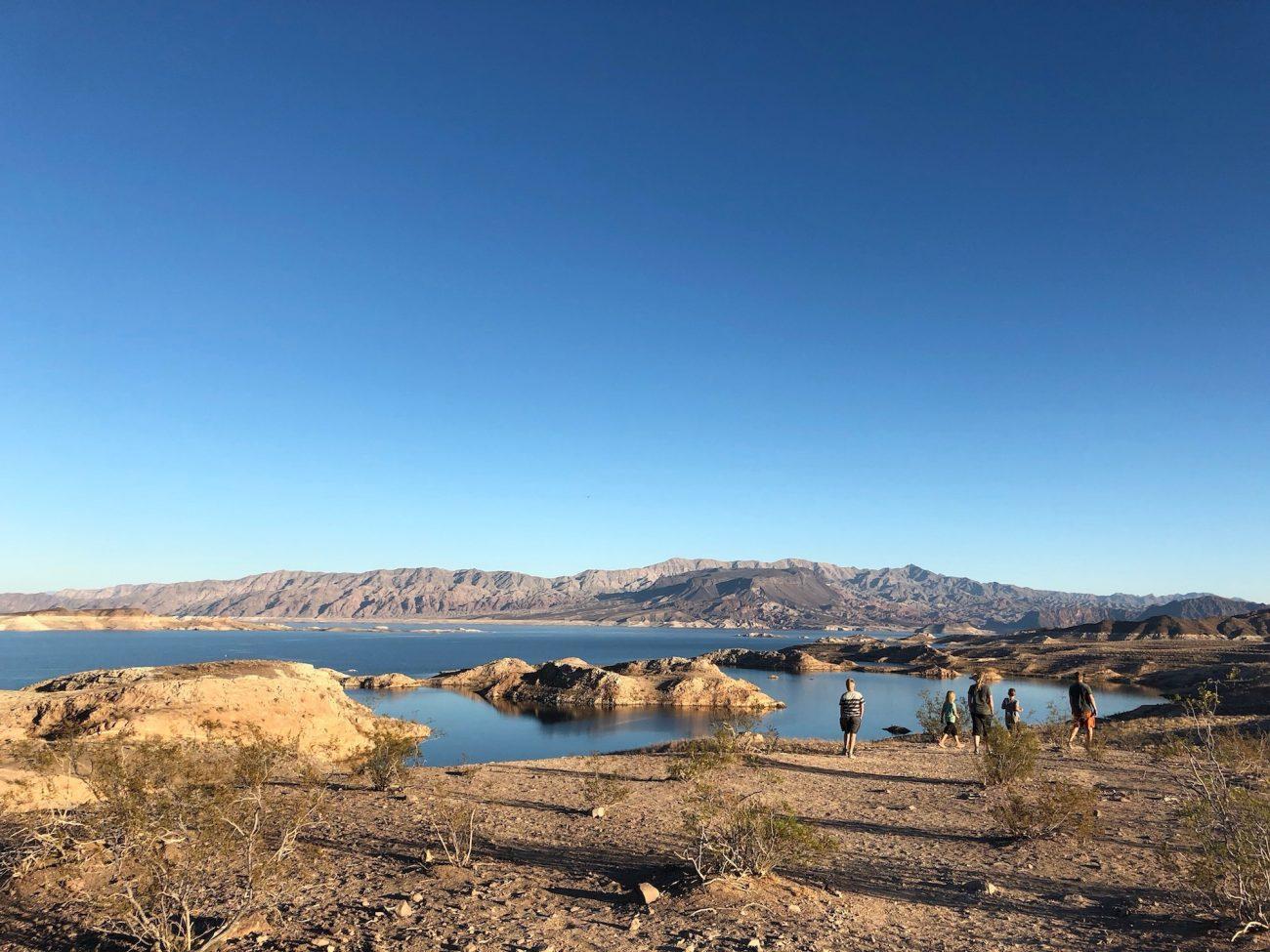 lake mead walk around