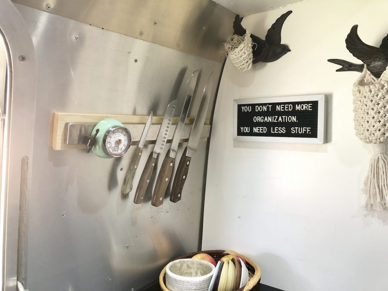 Ikea Magnetic Knife bar