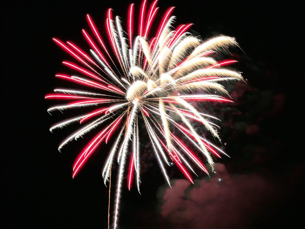 Medora Fireworks