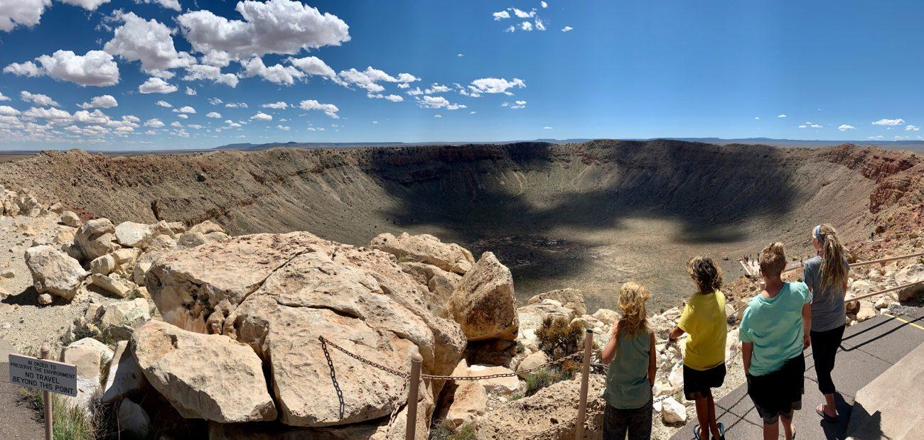 Meteor Crater Kids