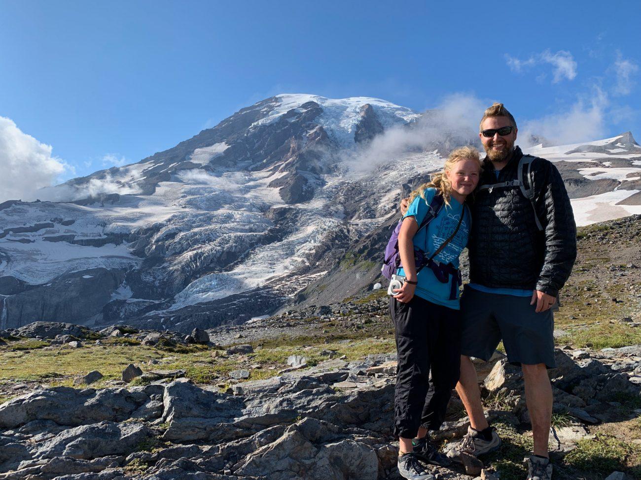 Mt Rainier Adali Jon